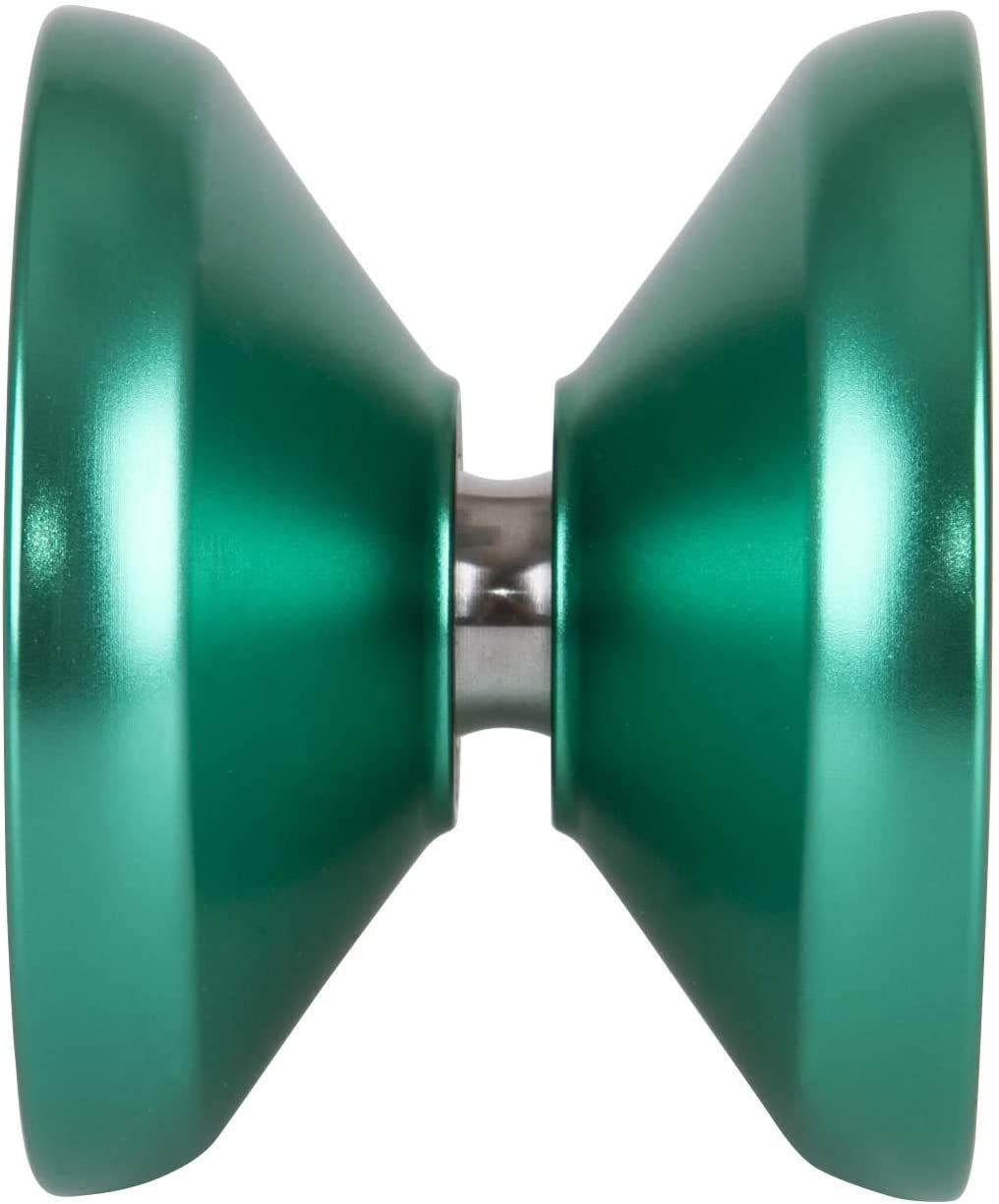 Concave Bearing - Unresponsive Pro Level Aluminum Yo-Yo with Double Rim Red SG Sticker Response Duncan Toys Windrunner Yo-Yo