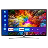 MEDION X15031 125,7 cm (50 Zoll) UHD Fernseher (Smart-TV, 4K Ultra HD, Dolby Vision HDR, Micro Dimming, MEMC, Netflix, Prime Video, WLAN, DTS Sound, PVR, Bluetooth)
