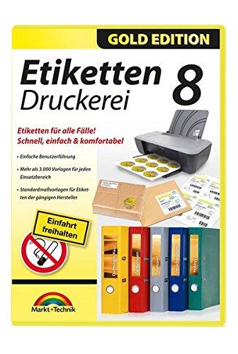 Markt+Technik -   Etiketten Druckerei
