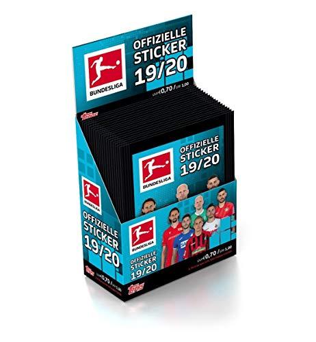 Bundesliga Sticker 2019/20 36er Displaybox