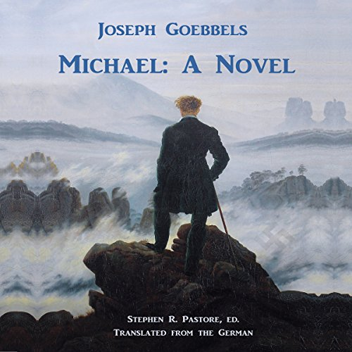Michael audiobook cover art