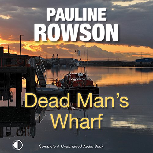 Dead Man's Wharf audiobook cover art