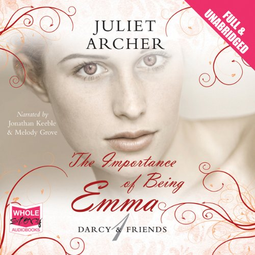 The Importance of Being Emma audiobook cover art