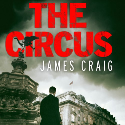 The Circus audiobook cover art