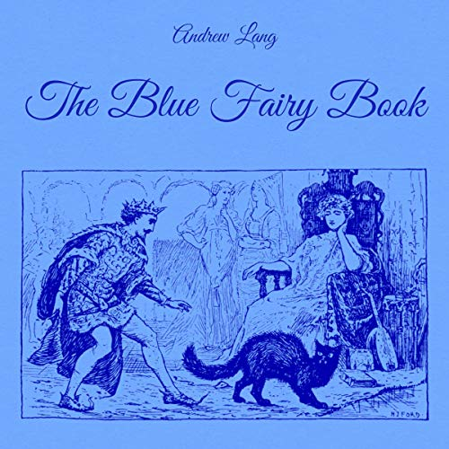 The Blue Fairy Book cover art