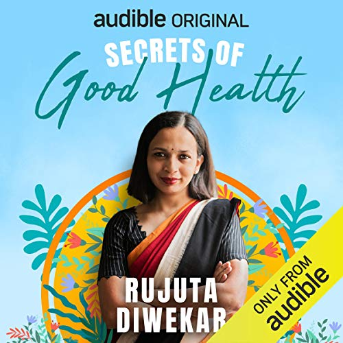 Secrets of Good Health cover art