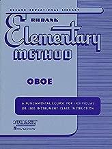 Best rubank elementary method oboe Reviews