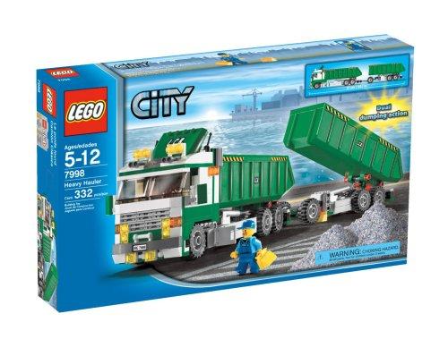 LEGO City 7998 - Kippsattelzug