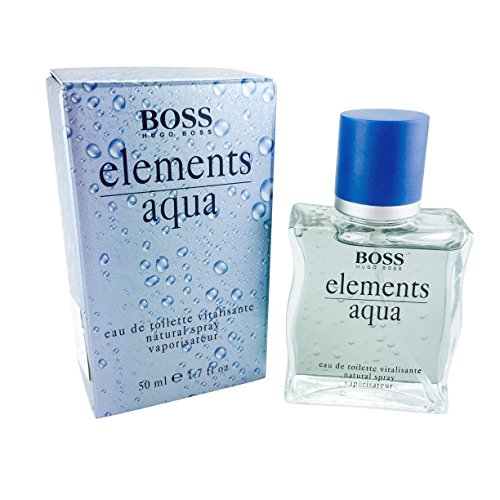 Hugo Boss Eau de Toilette Spray Boss Elements Aqua 50 ml (92.16EUR / 100ml)
