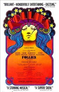 follies musical poster
