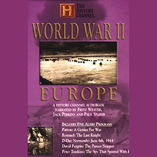 World War II Audiobook By The History Channel cover art