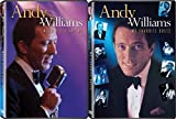 Andy Williams Duel Concerts - My Favorite Duets & Moon River and Me 2-DVD American singer Musical Bundle