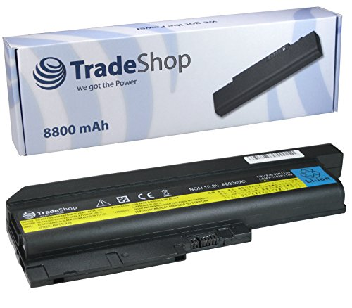 Trade Shop Premium Li Ion Akku 108V111V8800mah fur Lenovo ThinkPad T61T61p 141 8889 8890 8891 8892 8893 8894 8895 8896 8897 8898 8899 8900 8938 8939