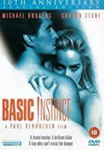 Basic Instinct - 10th Anniversary Special Edition [1992] [DVD] by Michael Douglas