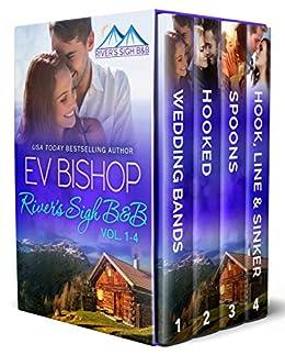 River's Sigh B & B Vol. 1 - 4 by [Ev Bishop]