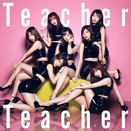 52nd Single「Teacher Teacher」<Type A>初回限定盤