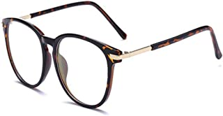 a88c1412f0 Hzjundasi Gafas para Protección Visual contra Luz Azul para Ordenador/ Lectura/TV/Gaming