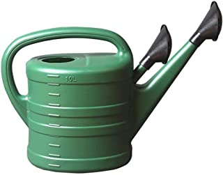 BYBYC Watering Can, Fern, Plastic Watering Can, Garden Watering Can, 10 L Green1
