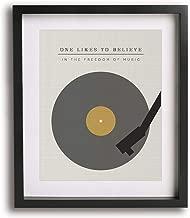 Best gift lyrics posters Reviews