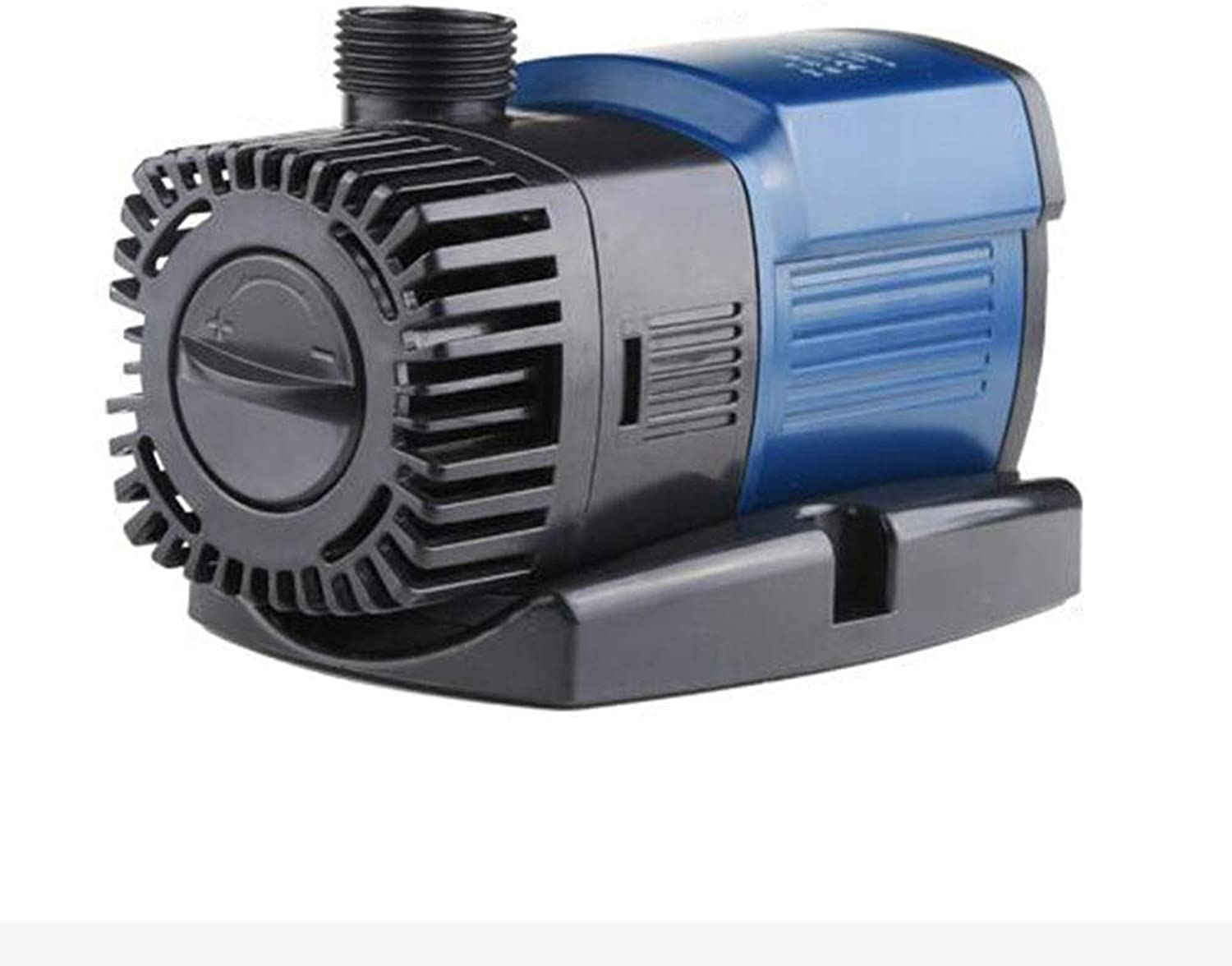 LIFUREN Fish Tank Oxygen Pump Frequency Conversion Pump Submersible Pump Energy Saving Mute Pump Circulating Pump Large Flow (color   bluee, Size   18w)