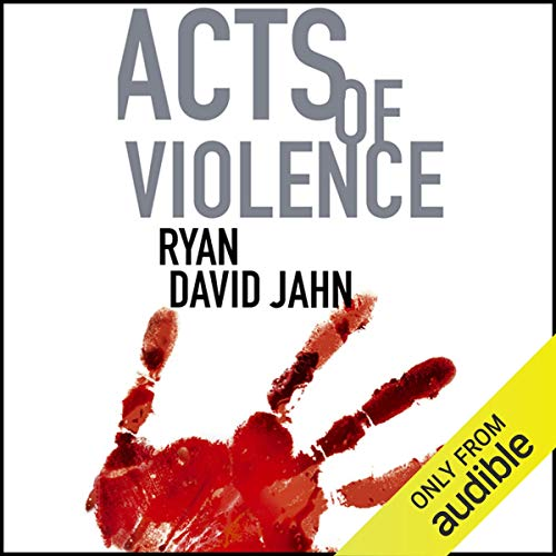 Acts of Violence audiobook cover art