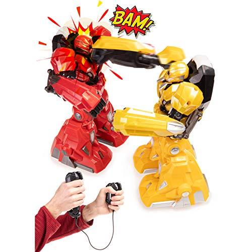 JUGUETRÓNICA- Robofighter Game, Multicolor (JUG0119