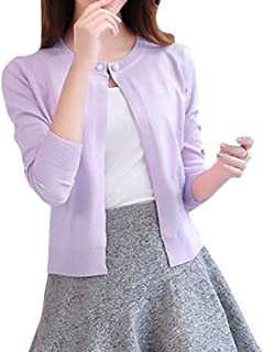 Fashion Women Cardigan Top Knitting Long Sleeve Blouse Loose Coat