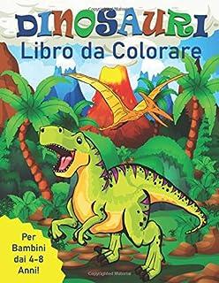 Dinosauri-Libro-da-Colorare-per-Bambini