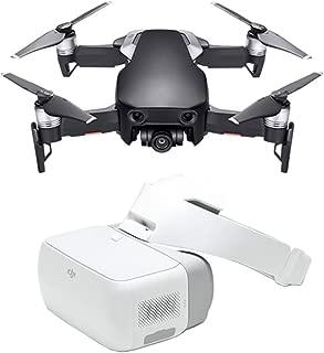 DJI Mavic Air Fly More Combo & DJI Goggles (Onyx Black)