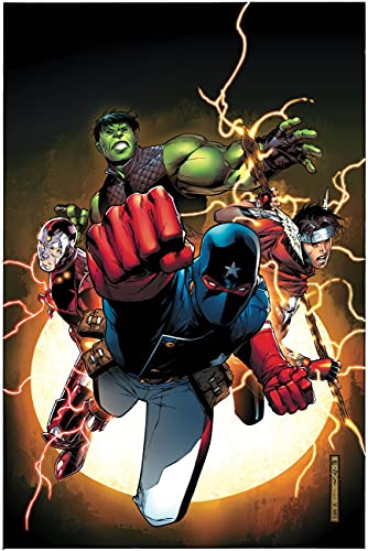 Young Avengers by Heinberg & Cheung Omnibus