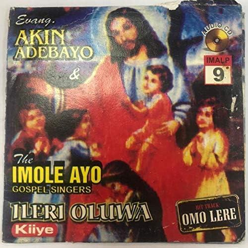 Ev. Akin Adebayo