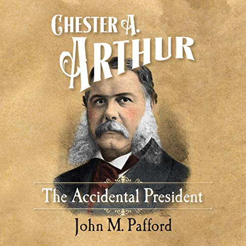 Chester A. Arthur cover art