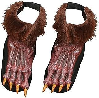 Werewolf Shoe Covers (Brown)