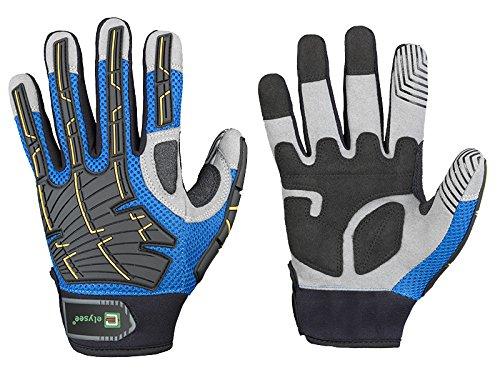 Elysee Mechanische Handschuhe, Größe 11