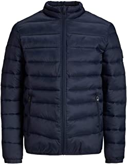 Jack & Jones Men's Jjemagic Puffer Collar Noos Jacket