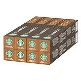 Starbucks House Blend di Nespresso Caffè Lungo Dalla Tostatura Media 8 Astucci da 10 Capsule (80 Capsule)