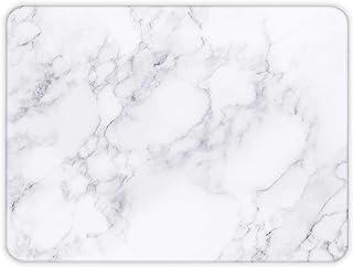 Klasik Mermer Desenli | Cam Kesme Tahtası (20cm x 30cm)