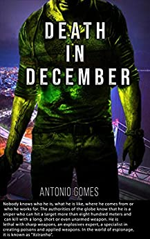 Book cover image for Death in December - A action thriller novel