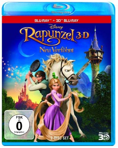 Rapunzel - Neu verföhnt (+ Blu-ray 2D) [Blu-ray 3D]
