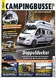 Promobil SH Campingbusse 1/2021 'Die beszen Busse im Vergleich'