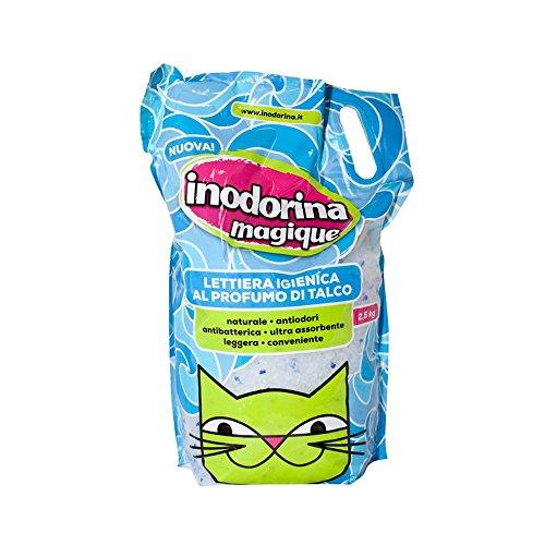 Inodorina Bag Magique Profumo Talco kg. 2.5