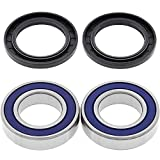 All Balls 25-1293 Wheel Bearing Seal Kit Compatible with/Replacement for Suzuki
