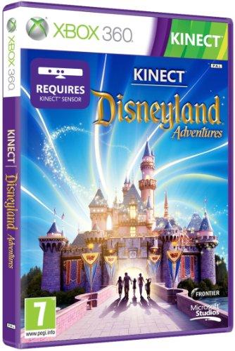 Microsoft Kinect Disneyland Adventures - Juego (Xbox 360, Partido, Frontier Developments)