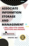 ASSOCIATE - INFORMTION STORAGE AND MANAGEMENT DELL DEA-1TT4 (English Edition)