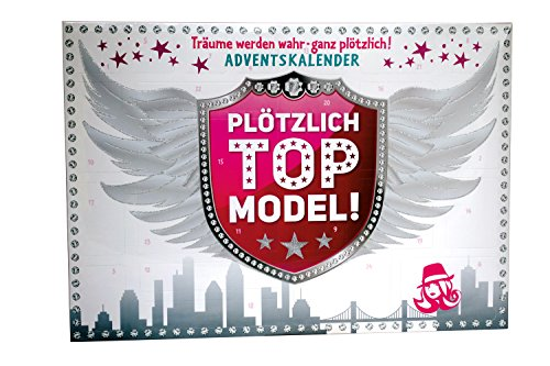 Maro Toys 60700 - Plötzlich Top Model Adventskalender, bunt
