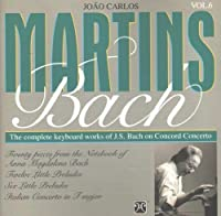Anna Magdalena Bach Notebook / Little Preludes / Italian Concerto by Bach (1996-04-30)