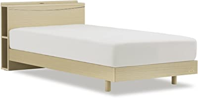 フランスベッド 2016年新作 プレミア70シリーズ PR70-01F ホワイトオーク色 脚付き フレームのみ  ダブルサイズ