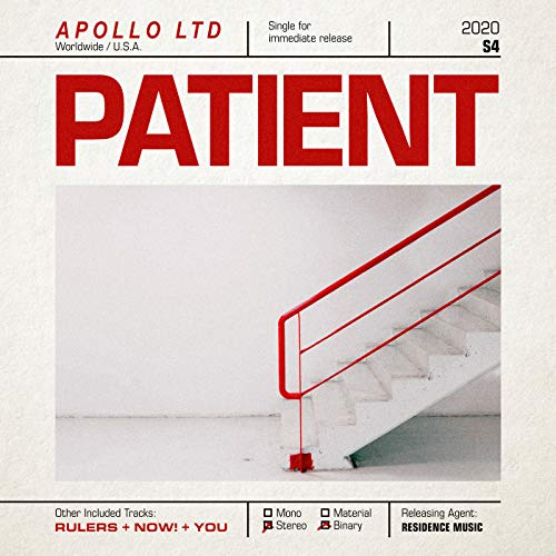 Patient Album Cover