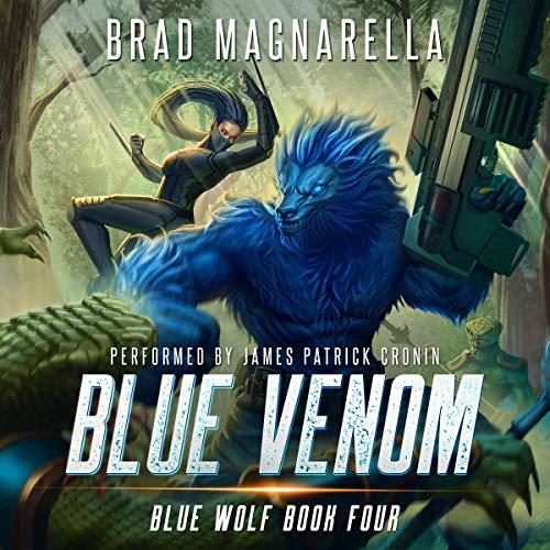 Blue Venom: Blue Wolf, Book 4