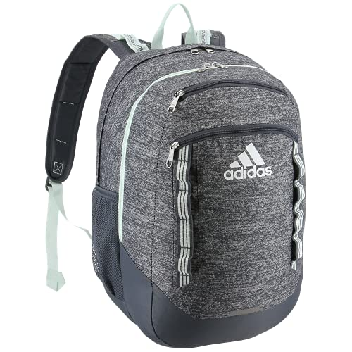 adidas Excel V Backpack Jersey Onix/Onix/Dash Green/White